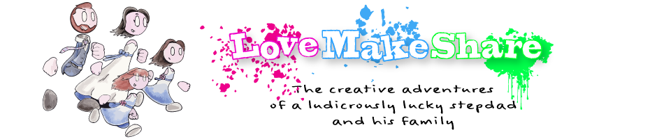 Love Make Share